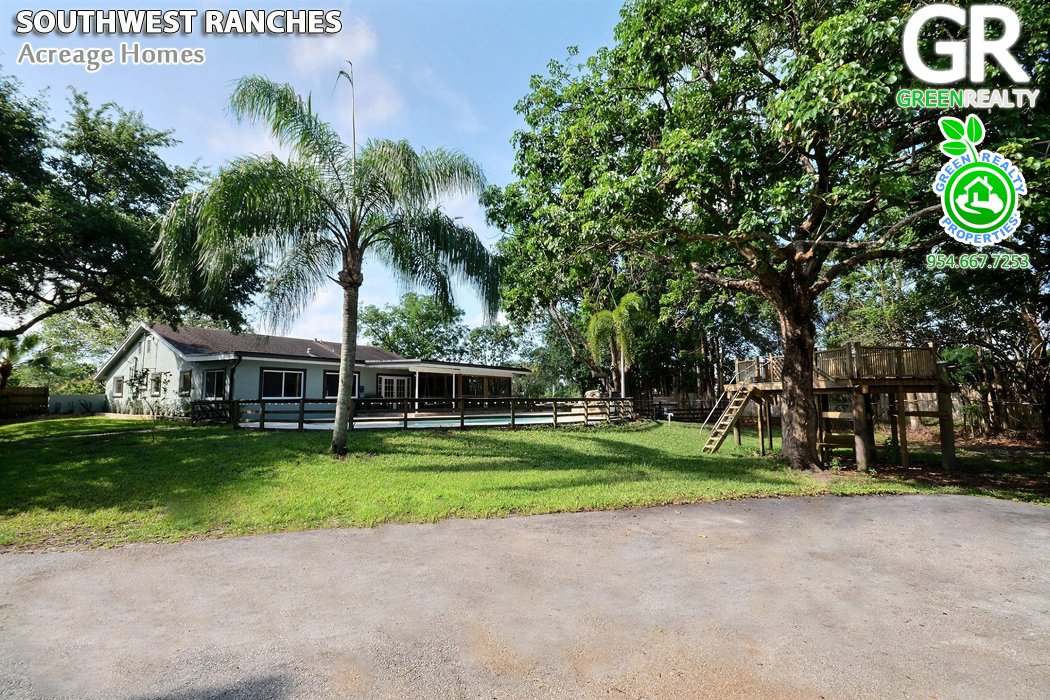 For sale acreage home in sw ranches fl 16111 sw 61 ct for South west ranch
